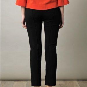 Diane Von Furstenberg Genova stretch knit pant…