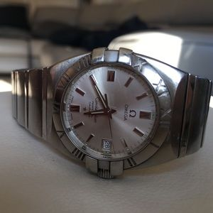 Omega Other - Omega Constellation Double Eagle Perpetual Watch