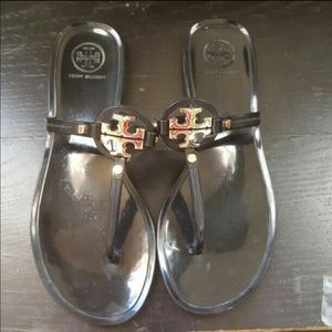 Shoes - Tory Burch Jelly Sandals