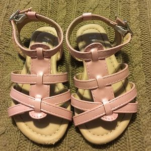 Tiara Other - Baby Girl Pink Sandals
