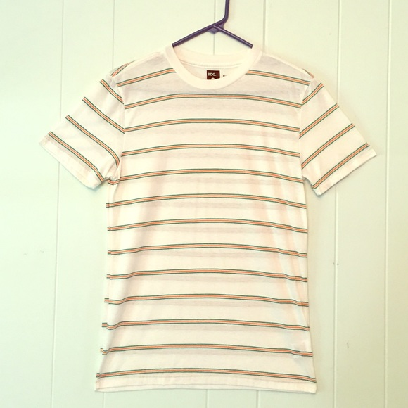 44 Off Bdg Other Bdg Super Soft Men 39 S White T Shirt