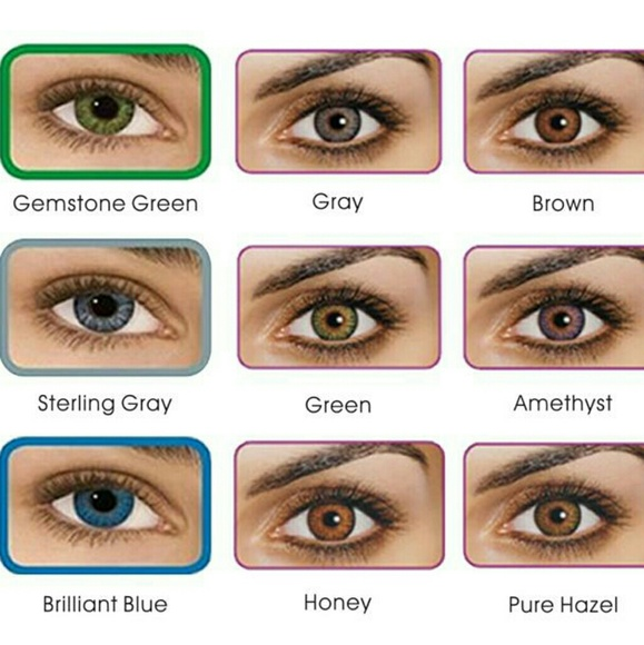 Non Prescription Colored Contacts >> Colored Contact Lenses Non Prescription Boutique