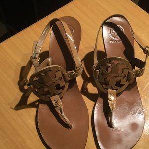 Tory Burch Holly Kitten Heel Sandal