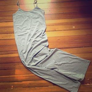 Zenana Outfitters Dresses & Skirts - Grey maxi dress!