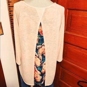 Decree Tops - Decree knit sweater