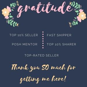 Grace Jewelry - THANK YOU - I AM FULL OF GRATITUDE!