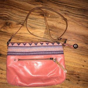The Sak Handbags - The Sak leather coral Crossbody