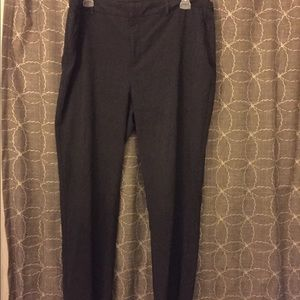 Not Your Daughters Jeans  Pants - Gray Dress Pants