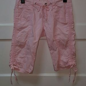 Angels Pants - Like New Baby Pink Capris