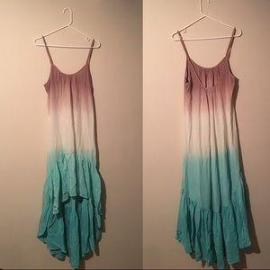 Gypsy 05 Dresses & Skirts - Gypsy 05 - 100% Silk - AUDRY Ombré Maxi Dress