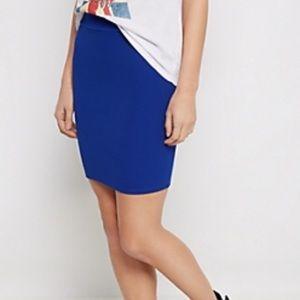 Ann Taylor Dresses & Skirts - Ann Taylor Loft blue skirt NWT!