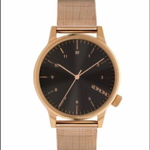 Komono Accessories - Komono Winston Royale Women's Watch