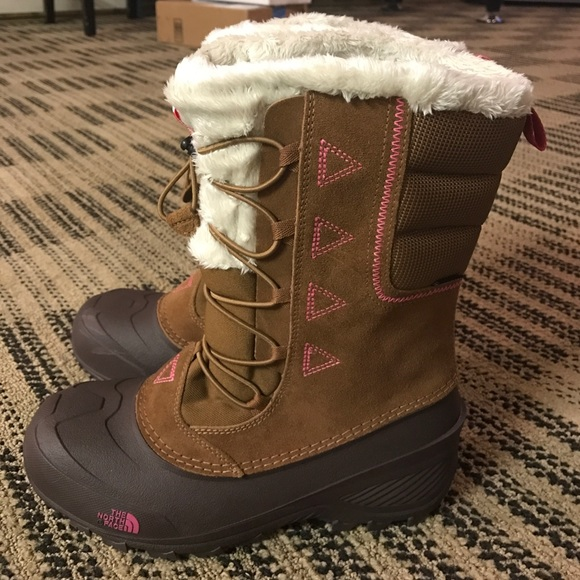 9d73fed4b The North Face Girls' Shellista Lace II Boots