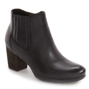 Josef Seibel Shoes - Josef Seibel Britney 35' Chelsea Leather Booties