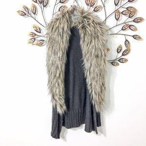 [BB Dakota] Fur vest