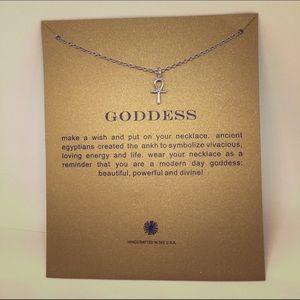 Dogeared Jewelry - Goddess Necklace