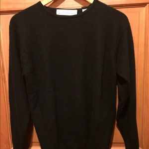 Valerie Stevens two ply cashmere sweater