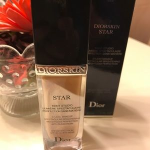 Diorskin' Star Studio Foundation