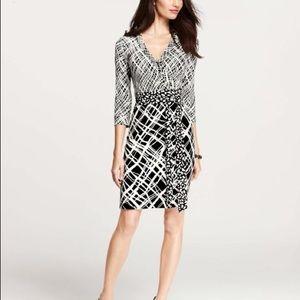 Ann Taylor Dresses & Skirts - Ann Taylor wrap Career style dress