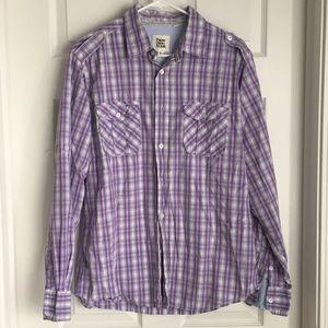 Paper Denim & Cloth Button-down Long sleeve shirt