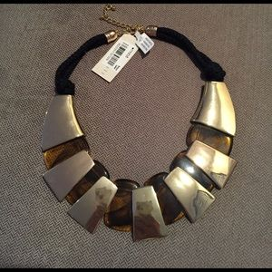 MACY's Gold Rope Necklace