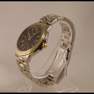 Seiko Other - Two tone Seiko watch Display model