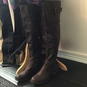 American Rag Shoes - NWT American Rag over the knee boots