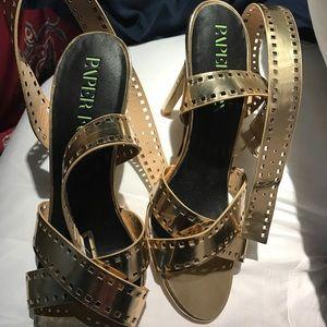 Paper Fox Shoes - Shoes