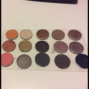 MAC Cosmetics Other - Depotted MAC Eyeshadows