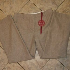 Charter Club Pants - NWT Size 12 Charter Club Slim It Up Pants