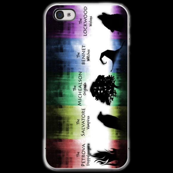 vampire diaries iphone 6 case