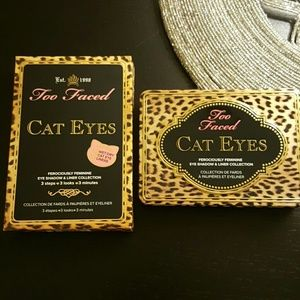 Too Faced Other - Too Faced Cat Eyes palette - New in box!