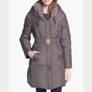 T Tahari Jackets & Blazers - T Tahari 'Caroline' Pillow Hood Down Coat