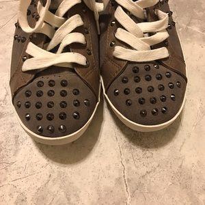 Steve Madden Shoes - Steve Madden Spiked Sneaker.