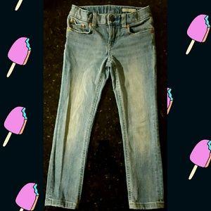 Ralph Lauren Other - Girls Ralph Lauren Skinny Straight Jeans - Size 5
