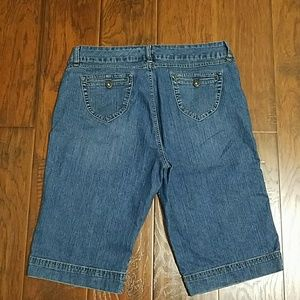 Bandolino Pants - Bandolinoblu capris jeans size 16