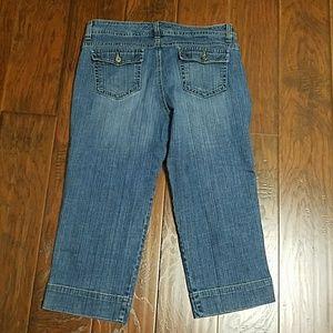 Gloria Vanderbilt Pants - Gloria Vanderbilt capris jeans size 16