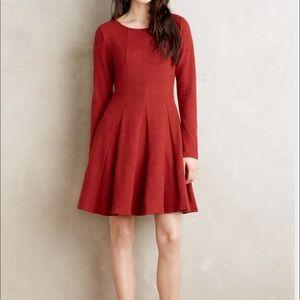 Anthro Piper Dress