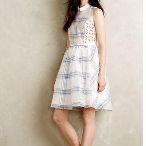 Anthro seaplane dress