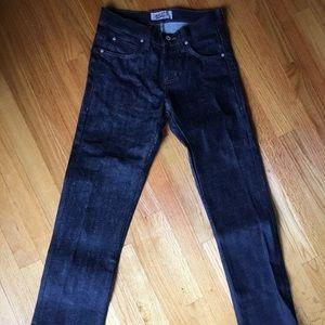 """Naked & Famous Denim Other - Naked & Famous Men's Raw Selvedge Denim Jeans 29"""""""