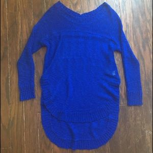 Millau Sweaters - Millau knit sweater from LF in gorgeous royal blue