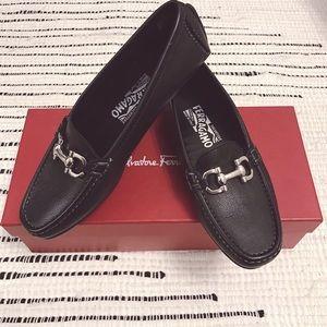 Salvatore Ferragamo Shoes - Salvatore Ferragamo Tasha Loafers - Size 6