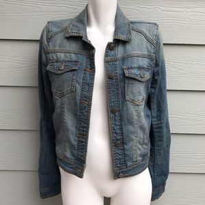 hinge Jackets & Blazers - Hinge Denim Jacket