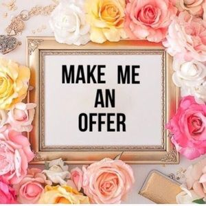 Other - Make me any reasonable offer!