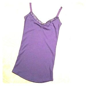 Free People Tops - Free People Purple Tank Size L (More M, IMO)