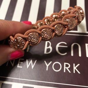 henri bendel Jewelry - $30 OFF!Henri Bendel Rose Gold Rivet Bracelet NEW!