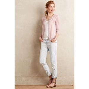 Anthropologie Pilcro Distressed Jeans