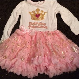 Koala Kids Other - Birthday Princess Dress/Tutu