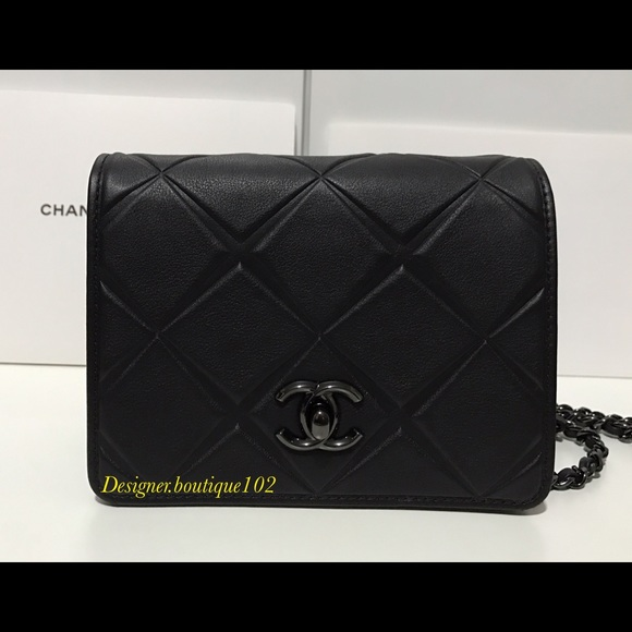 2f984043 ❌SOLD❌Chanel Mini Propeller Cross Body Bag NWT