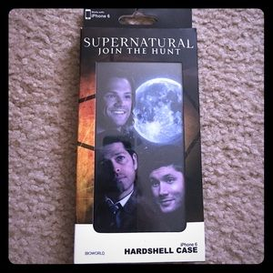 Bioworld Accessories - Supernatural IPhone 6 case